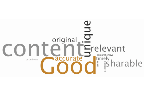 Why is it Important to Have a Good Web Content