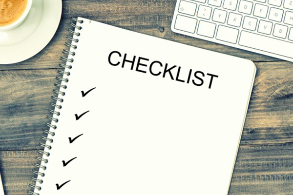 Web Development Services Checklist